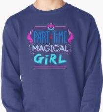 Kingdom Heart Part Time Magical Girl Pullover