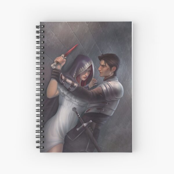 So incredibly violent Spiral Notebook