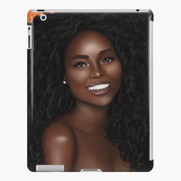 Black Beauty iPad Snap Case