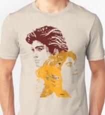 3 Faces  T-Shirt