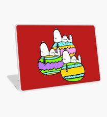 Snoopy Easter  Laptop Skin