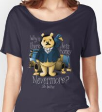 Edgar Allan Pooh Women's Relaxed Fit T-Shirt