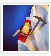 Lego Ice Climber Sticker