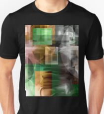 Forest Abstract Unisex T-Shirt