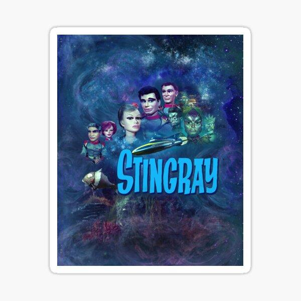 STINGRAY 1 Sticker