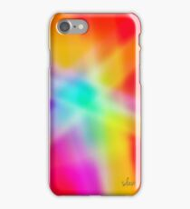 Abstract 408C iPhone Case/Skin