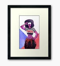 FUSE Framed Print