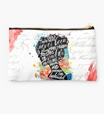 Persuasion - So Beloved Studio Pouch