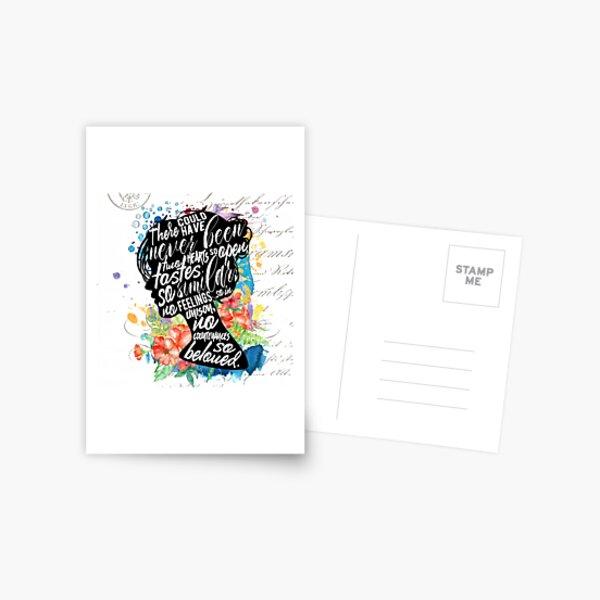 Persuasion - So Beloved Postcard