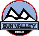 SUN VALLEY IDAHO Ski Skiing Mountain Art KETCHUM by MyHandmadeSigns