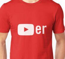 YouTuber Unisex T-Shirt