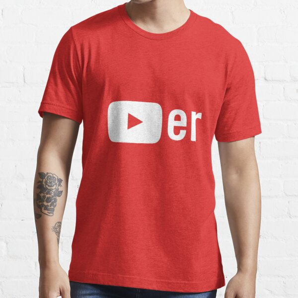 YouTuber Essential T-Shirt