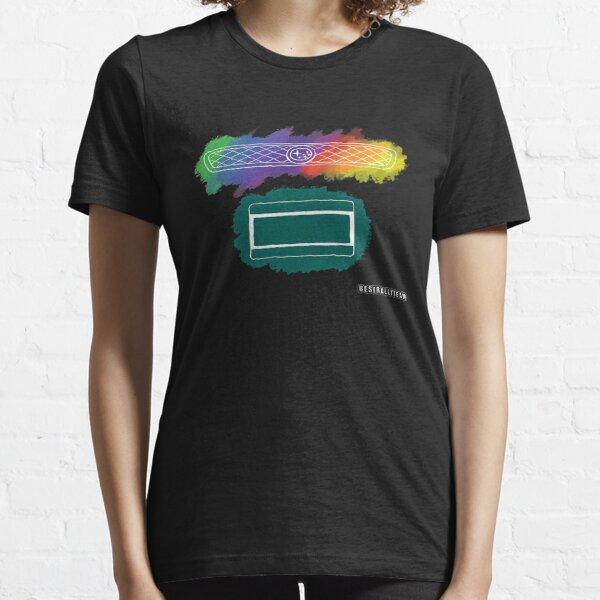 Rainbow Grille Best RallyTeam UniCARn Art Essential T-Shirt
