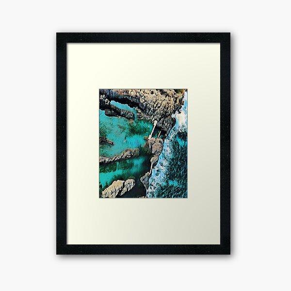 Madeira Framed Art Print