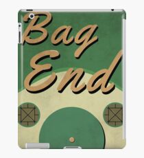 Bag End iPad Case/Skin