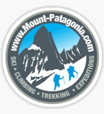 Mount Patagonia  Sticker