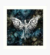 Clockwork Angel Art Print