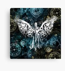 Clockwork Angel Canvas Print