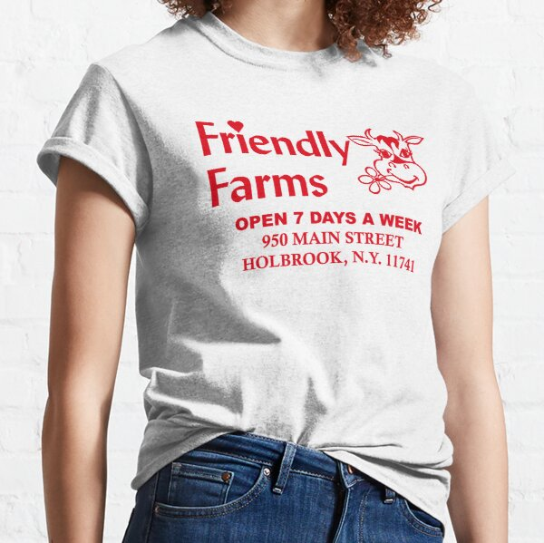 Friendly Farms Food Store - Holbrook, New York Classic T-Shirt