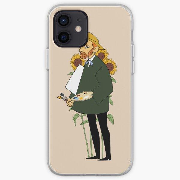 Künstlerserie - van Gogh iPhone Flexible Hülle