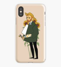 artist series - van gogh iPhone Case/Skin