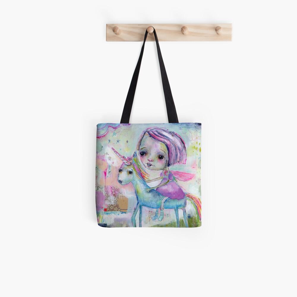 I Paint my own magic Tote Bag