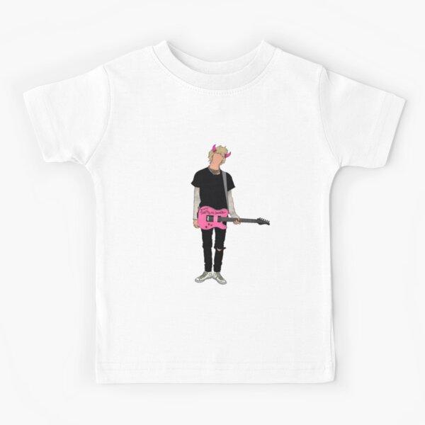 guitar kellys-devils Kids T-Shirt