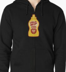 The Faddest Thing Zipped Hoodie