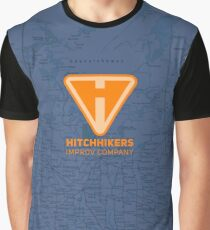 Hitchhikers Improv (Creamsicle) Graphic T-Shirt
