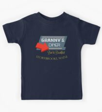 Granny's Diner Kids Tee
