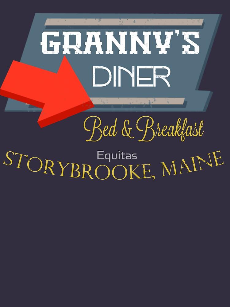 Granny's Diner | Unisex T-Shirt