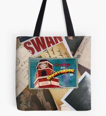 Greetings From Storybrooke Post Card Tote Bag