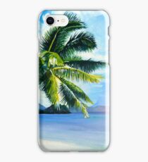 Beach Scene iPhone Case/Skin