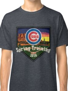 Chicago Cubs Spring Training 2016 Classic T-Shirt