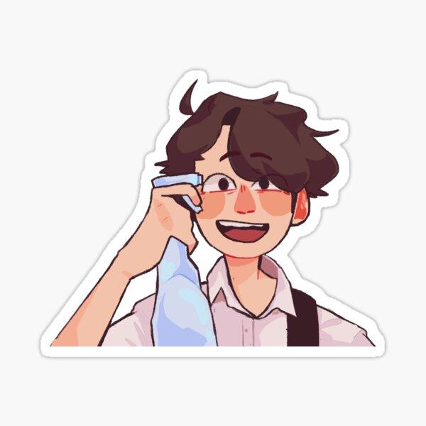 Your New boyfriend! [Wilbur Soot] Sticker
