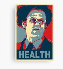 Health Canvas Print