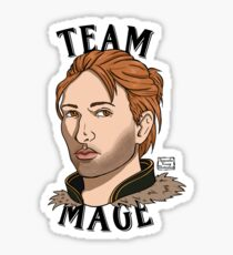 Team Mage Anders Sticker
