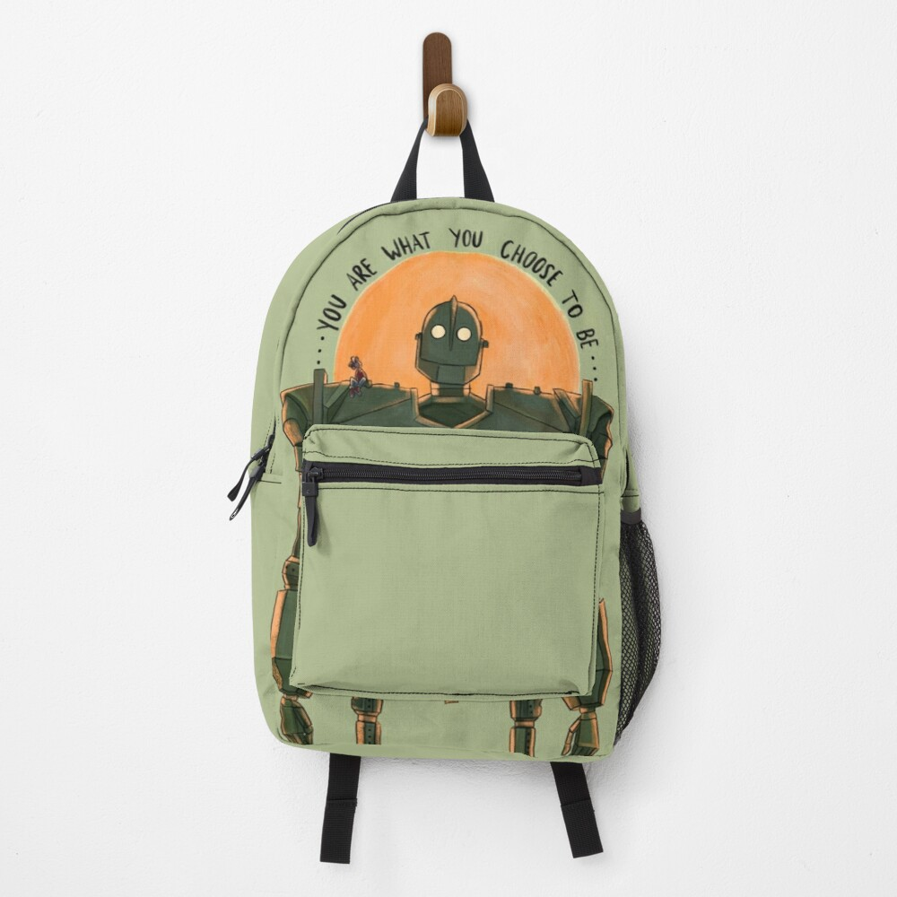 You Are What You Choose To Be Backpack