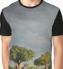 Africa by Rhode Island Arts Graphic T-Shirt