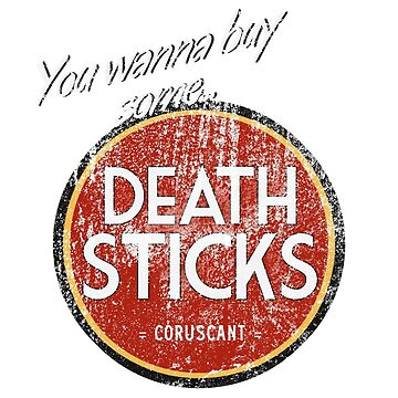 Death Sticks by Luxris