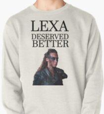 Commander Lexa - The 100 Pullover
