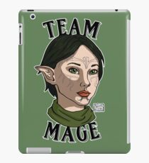 Team Mage Merrill iPad Case/Skin