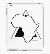 africa iPad Case/Skin