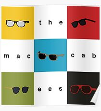 The Maccabees - Wall of Arms Poster