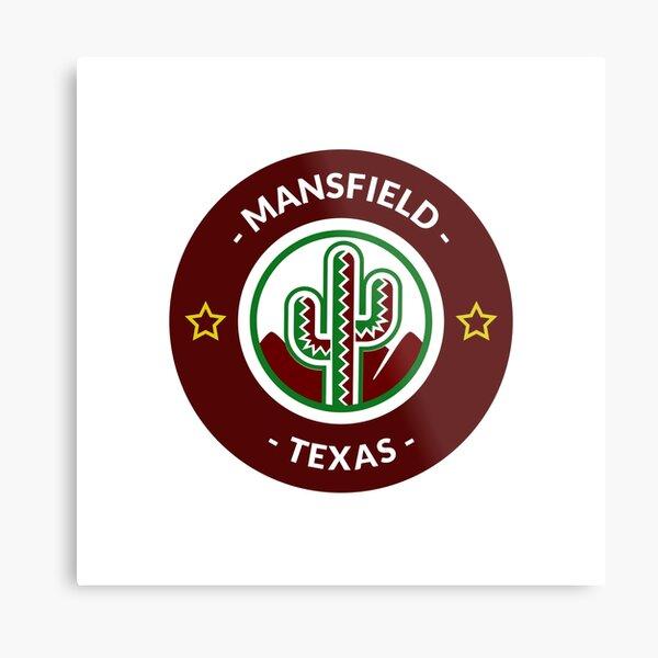 Mansfield Texas Metal Print