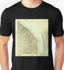 USGS TOPO Map Hawaii HI Honomu 349834 1915 62500 T-Shirt