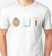 The Rock, Paper, scissors T-Shirt
