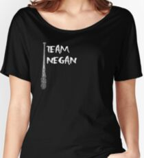 The Walking Dead Team Negan Women's Relaxed Fit T-Shirt