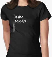 The Walking Dead Team Negan Women's Fitted T-Shirt