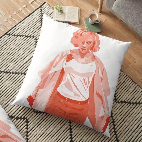 Lucy Miller Floor Pillow